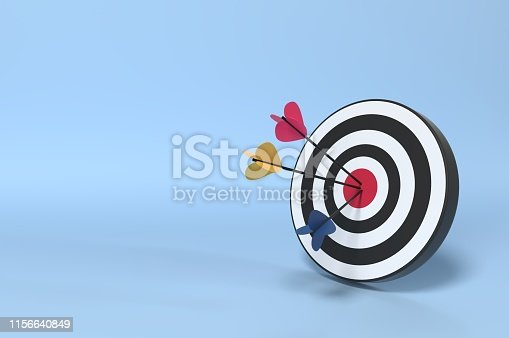 istock Target Market and Client 1156640849