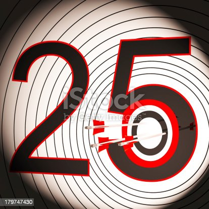 178269167istockphoto 25 Target Shows 25th Anniversary 179747430
