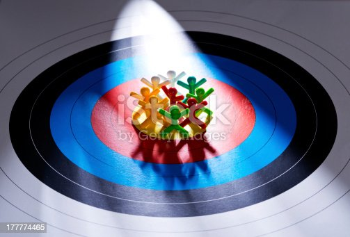 935757718 istock photo Target the right customers 177774465