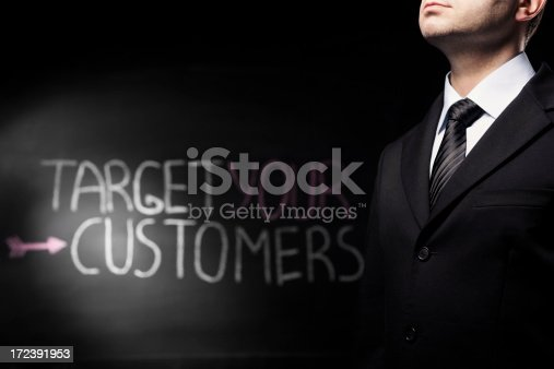 istock Target your customers 172391953