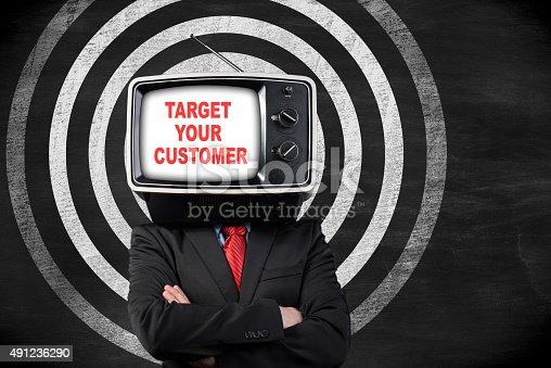 istock Target Your Customers 491236290