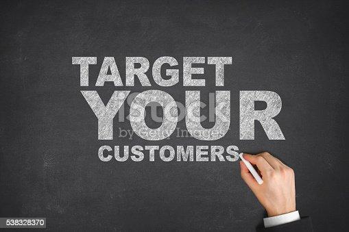 istock Target Your Customers 538328370