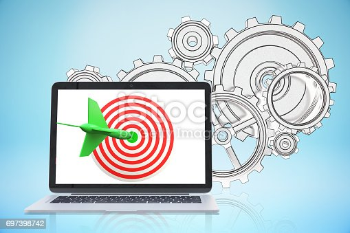 istock Targeting concept 697398742