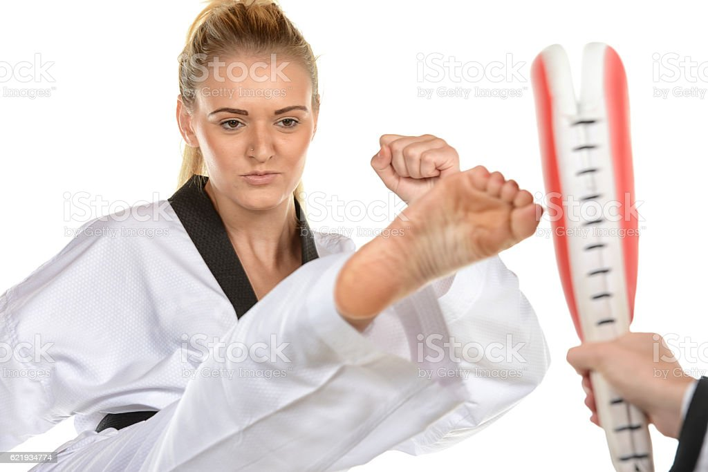Targeting Skills stock photo