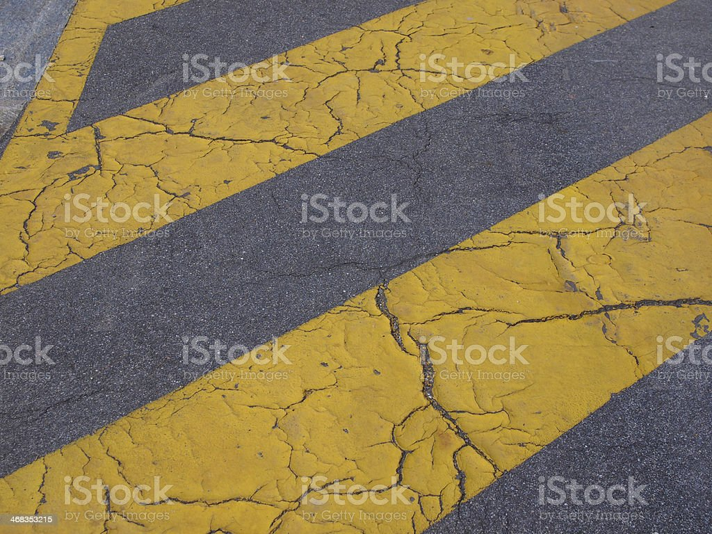 Tarmac asphalt royalty-free stock photo