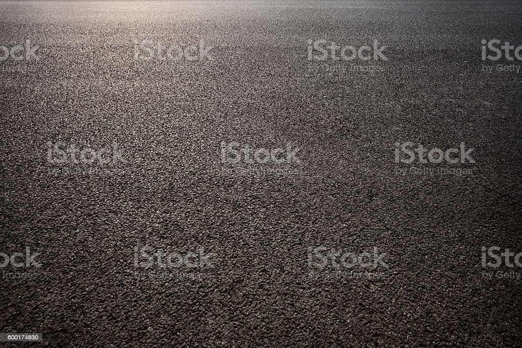 Tarmac road stock photo