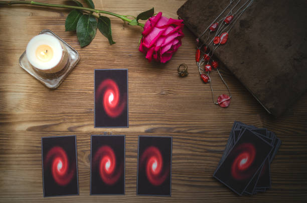 Love Tarot Reading Stock Photos, Pictures & Royalty-Free Images - iStock