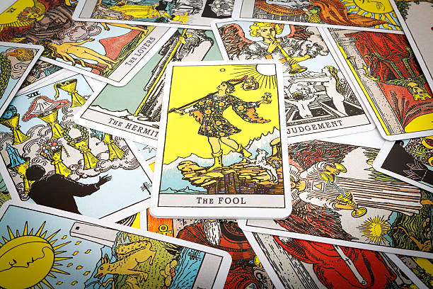 95c281fa78e5c Top 60 Tarot Cards Stock Photos, Pictures, and Images - iStock