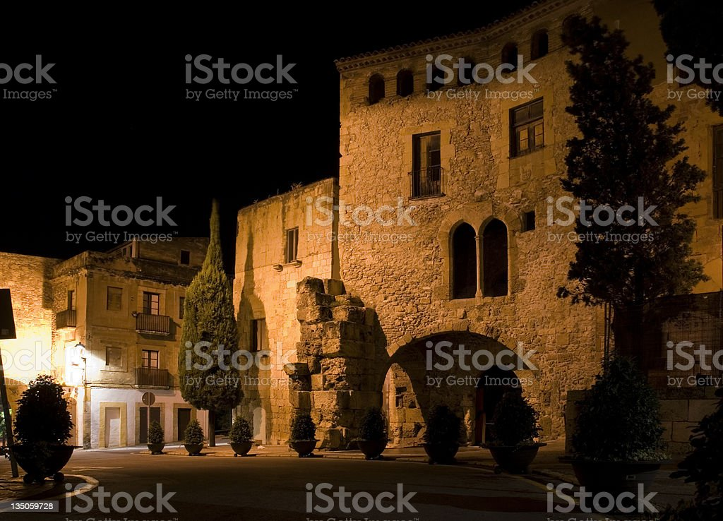 Tarraco, Capital of the Roman Empire royalty-free stock photo