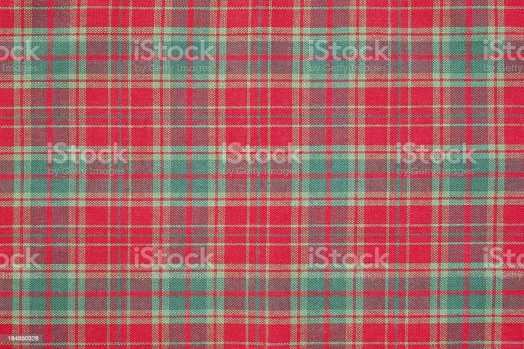 Tartan backdrop royalty-free stock photo