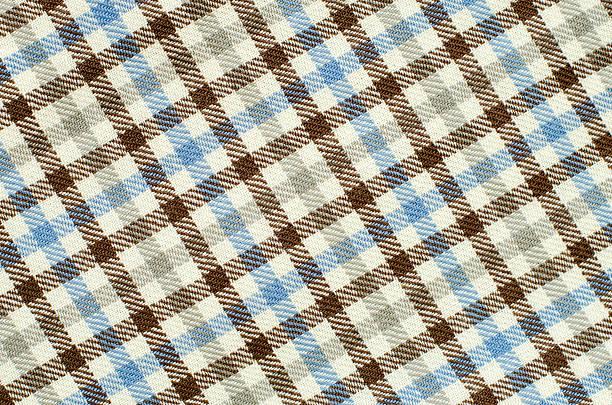 Tartan pattern. stock photo