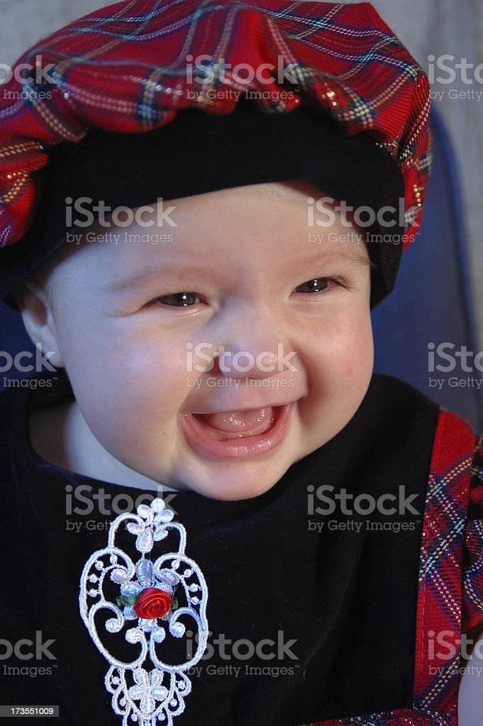 Tarten Baby - Royalty-free Babies Only Stock Photo