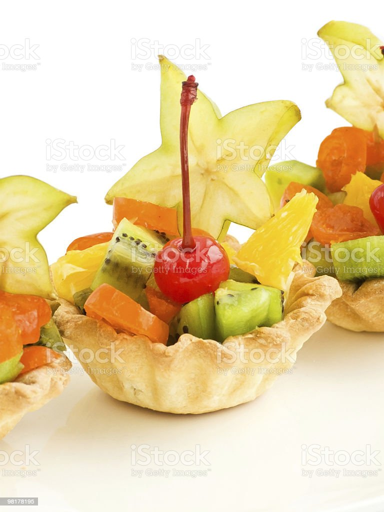 Tartlets royalty-free 스톡 사진