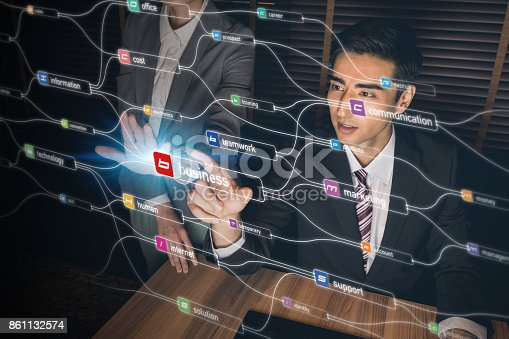 istock tasks of business concept. 861132574