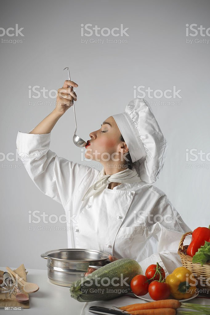 taste royalty-free stock photo