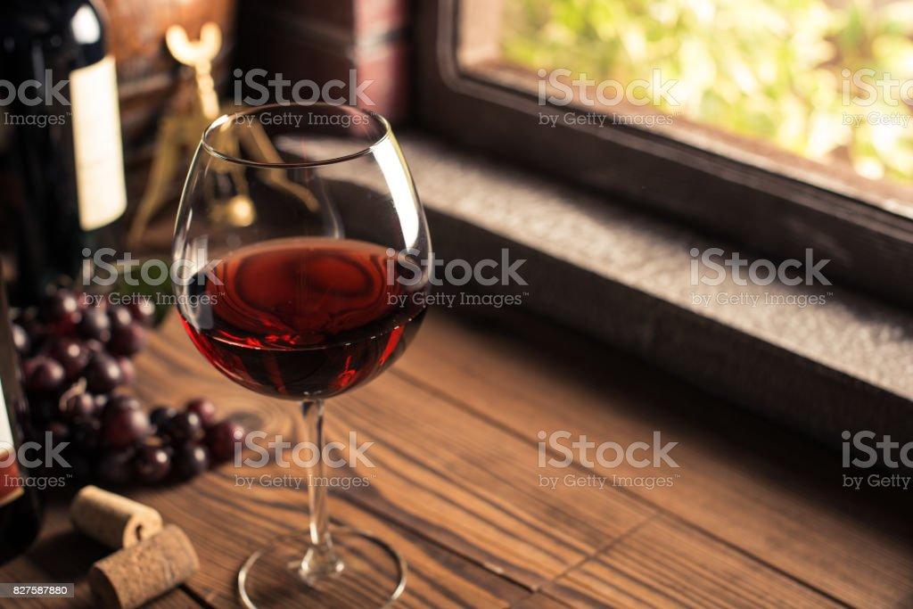 Verkostung der Weine im Keller – Foto