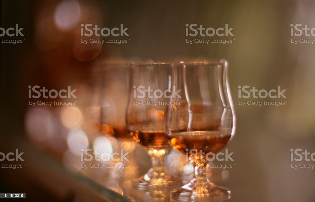 Tasting-images stock photo