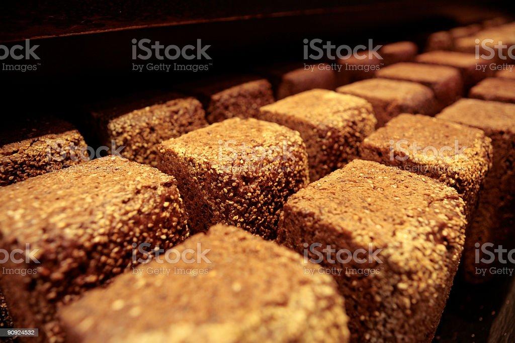 Tasty bread royalty-free stock photo