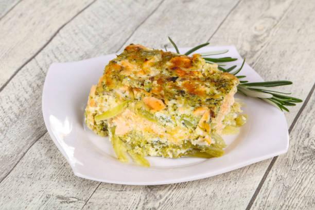 Tasty casserole with salmon and broccoli picture id1224310404?b=1&k=6&m=1224310404&s=612x612&w=0&h=2ecaaff8duozmt0wmdcctopo2o80pp8p64vj5grpg84=