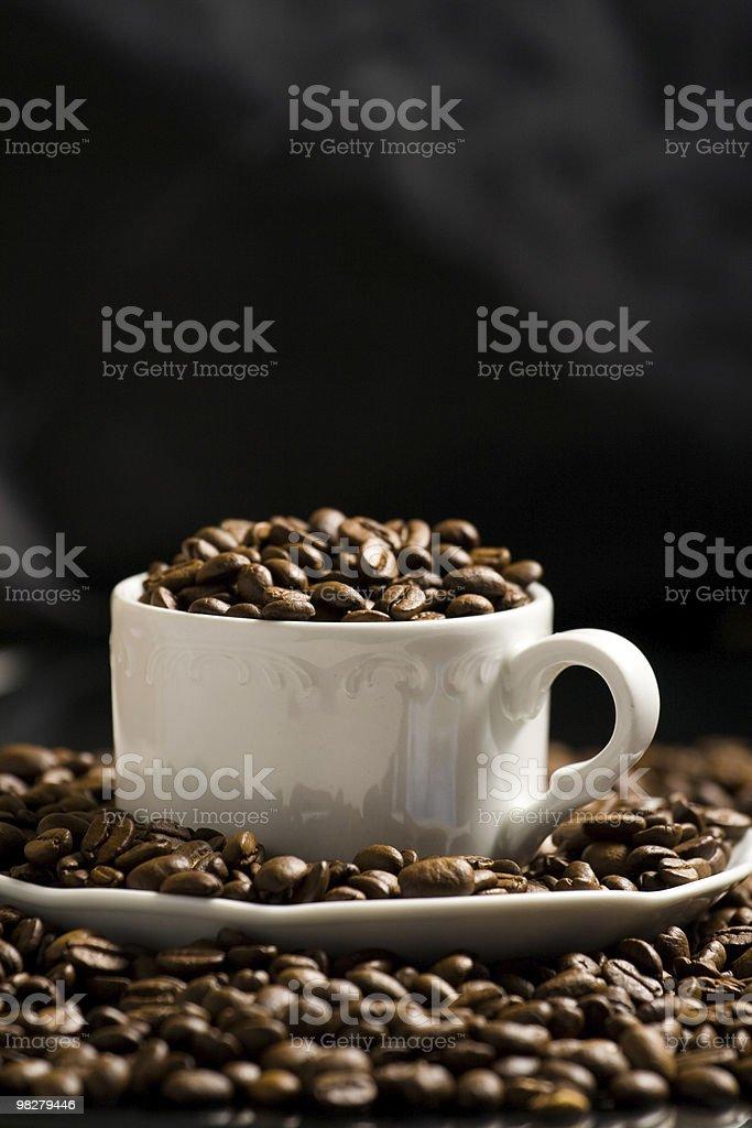 Ottimo caffè foto stock royalty-free