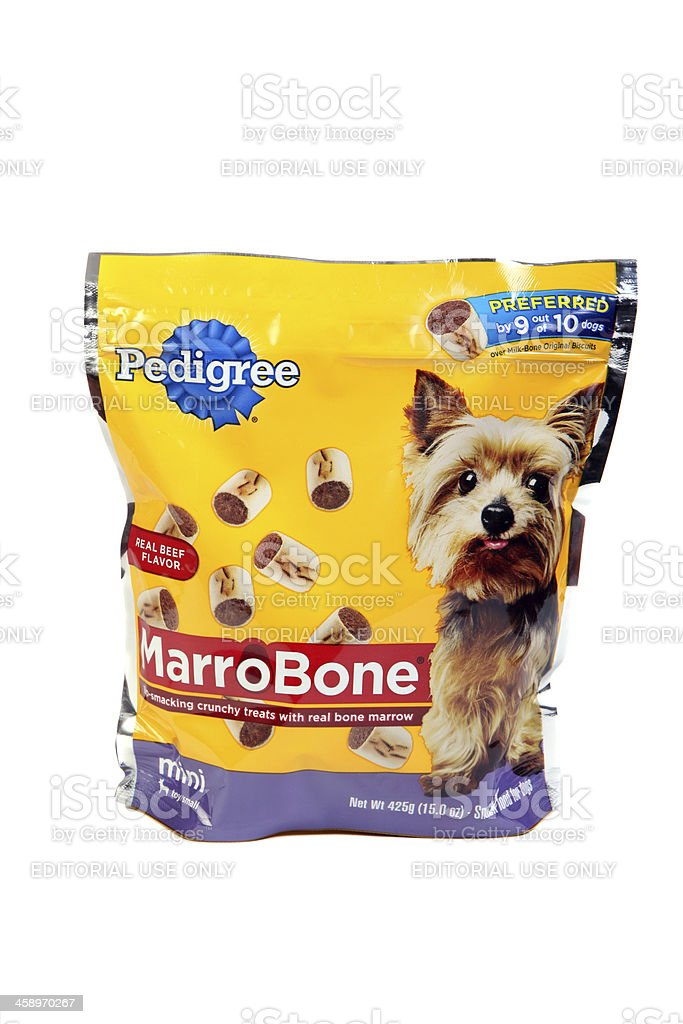 Tasty Dog Treats stock photo