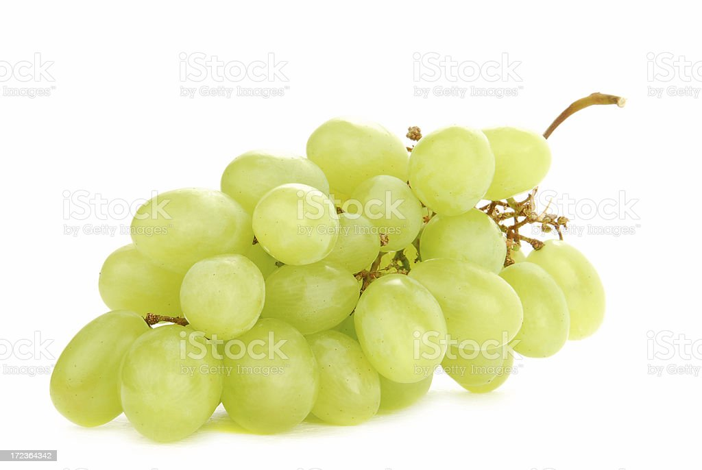 Tasty grape stock photo