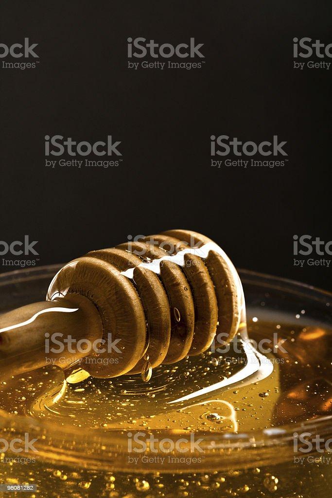 Tasty honey royalty-free stock photo