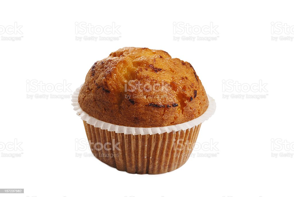 Tasty muffin royalty-free stock photo