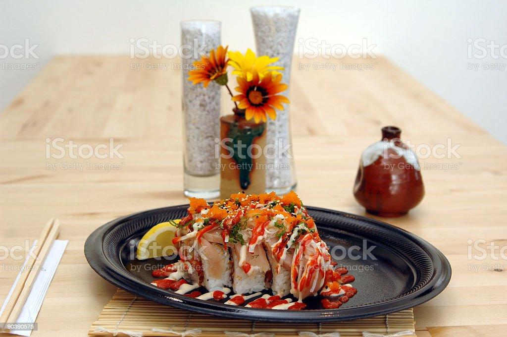 Tataki Special stock photo