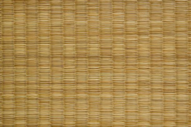 Tatami Mat stock photo