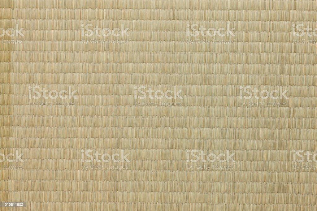 Tatami stock photo