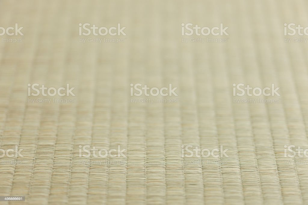 Tatami straw stock photo