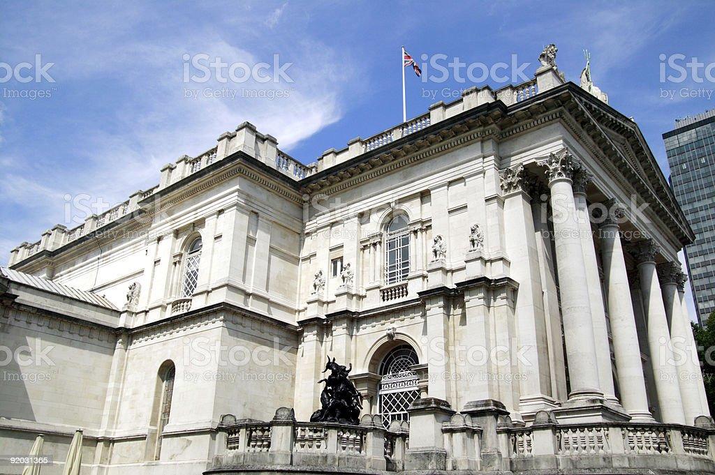 Tate Britain (Gallery) stock photo
