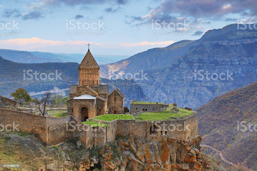 Tatev, Armenia. stock photo