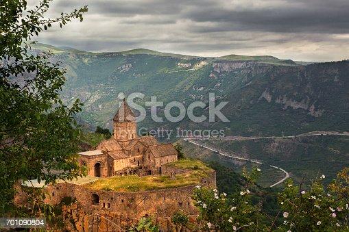 istock Tatev Cathedral in Goris, Armenia. 701090804