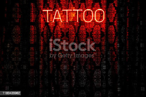 istock tattoo black and red one 1183435962