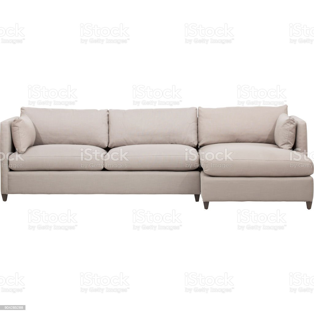 Picture of: Taupe Leather Couch Classic Sofas Stock Photo Download Image Now Istock
