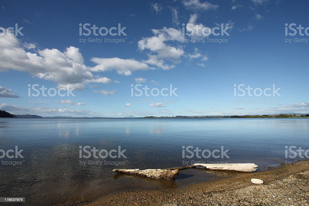 Taupo royalty-free stock photo