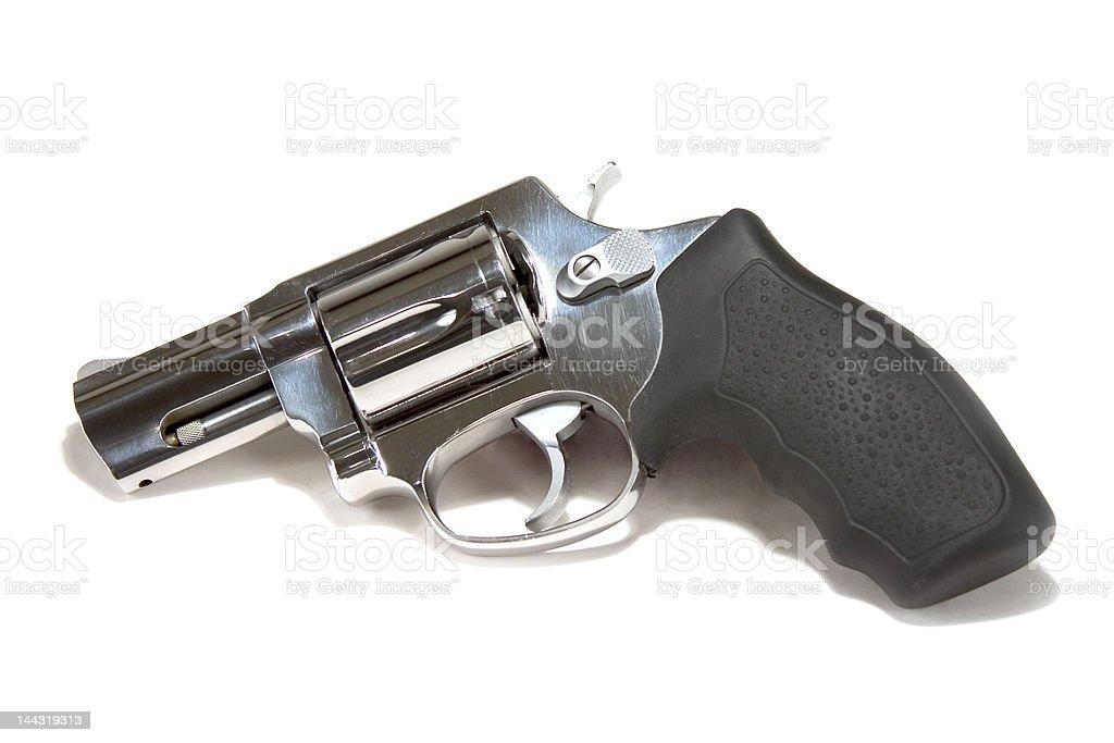 Taurus 357 arma de mano - foto de stock
