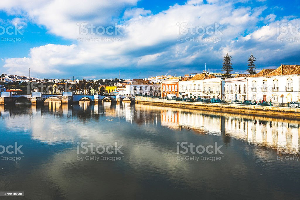 Tavira, en Algarve. - Photo