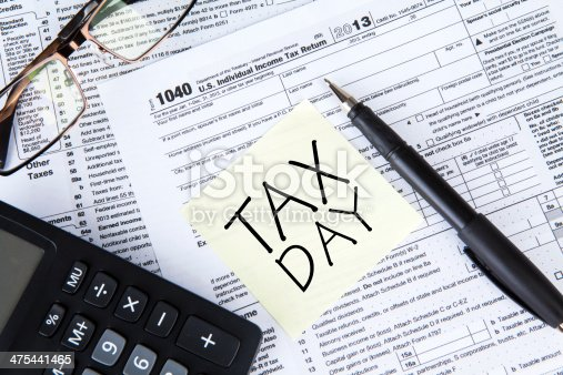 istock Tax Day Concept 475441465
