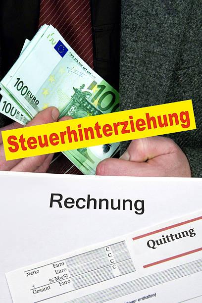 Tax form – Foto