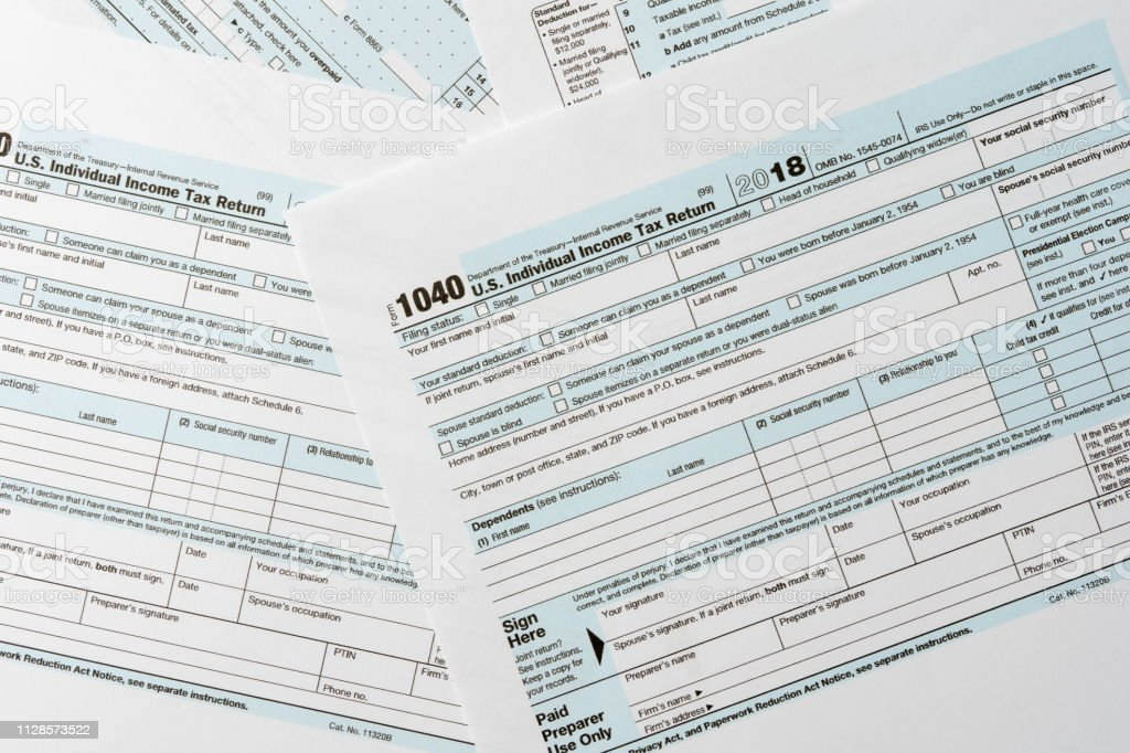 form 1040 business code  Us Tax Form 17 Background For Taxation Concept Finance And ...