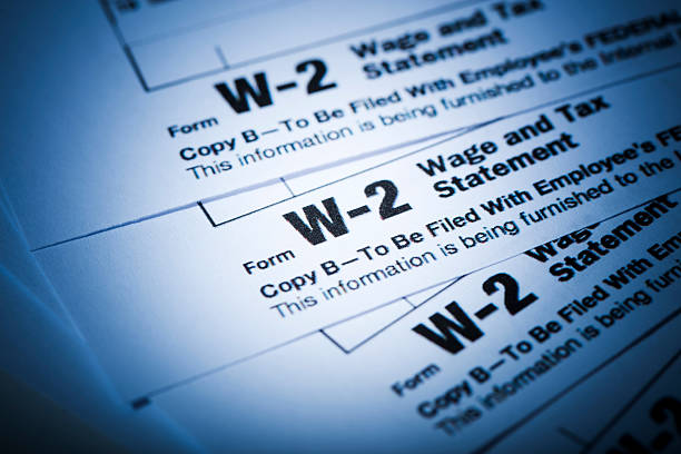 Image result for W-2 Forms istock