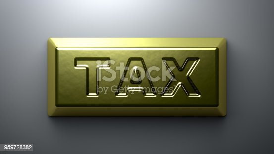 istock Tax 959728382
