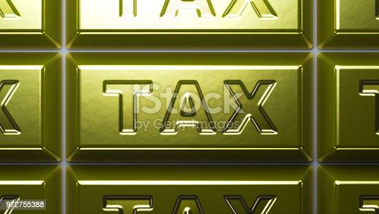 istock Tax 972755388