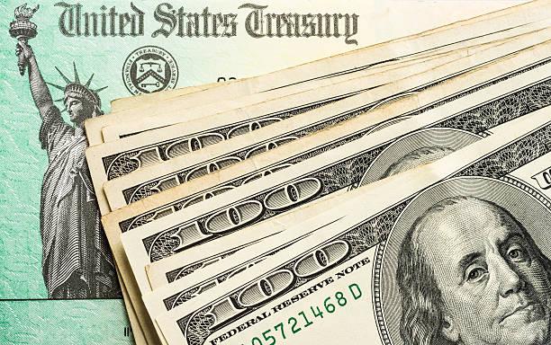 Declaración fiscal - foto de stock
