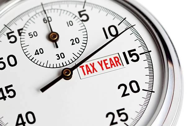 Steuern Jahr Countdown – Foto