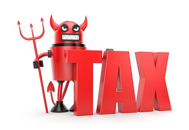 Die Besteuerung – Foto