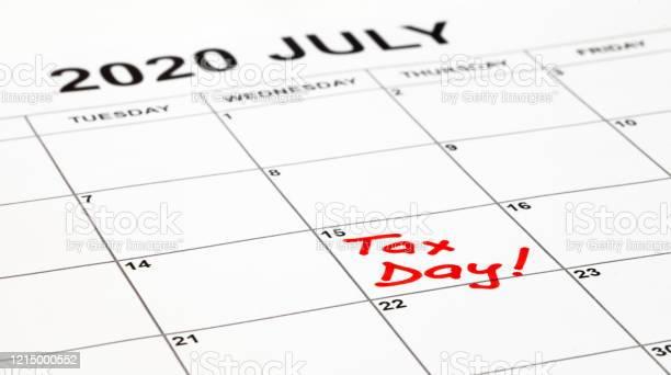Taxes due date is set for 15th july 2020 due to corona virus outbreak picture id1215000552?b=1&k=6&m=1215000552&s=612x612&h=4xav8s2pqrh9adskvr4xakjbk 5izpp  nlf3tki0ye=